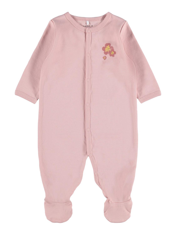2er Pack NAME IT Baby-M/ädchen Schlafstrampler NBFNIGHTSUIT 2P W//F NOOS Mehrfarbig 56 Strawberry Cream