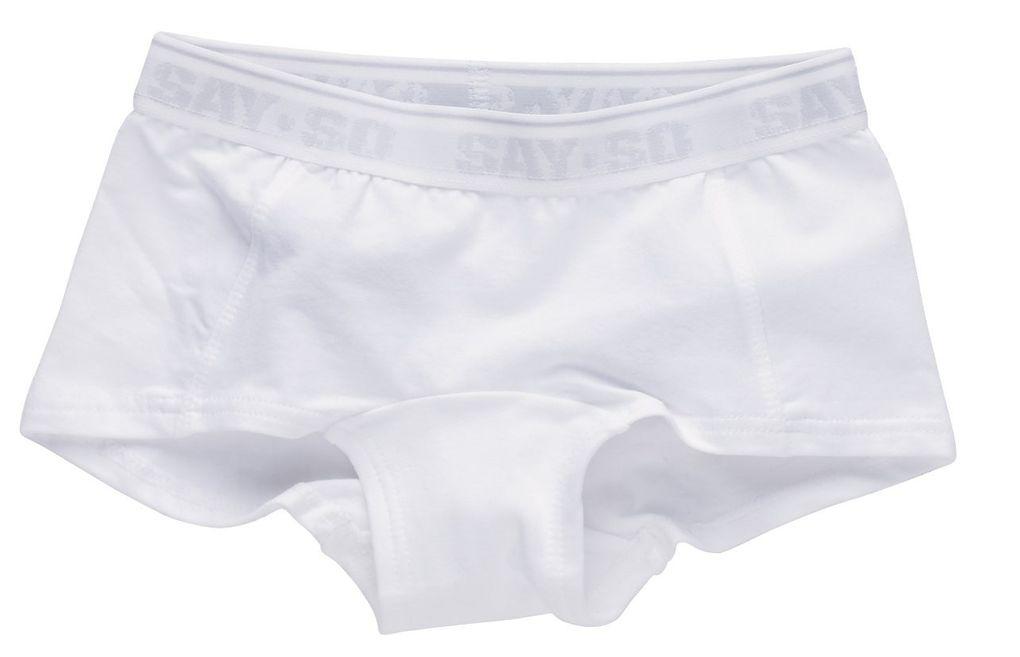 Joha Mädchen Slip Hipster Panty Unterhose unifarben