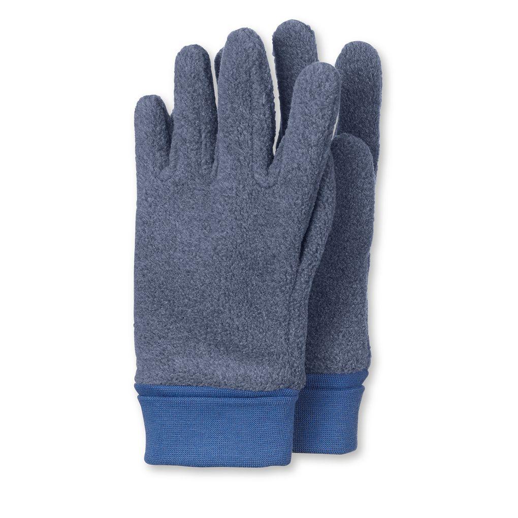 Sterntaler Kinder Mädchen Jungen Fingerhandschuhe Microfleece – Bild 5