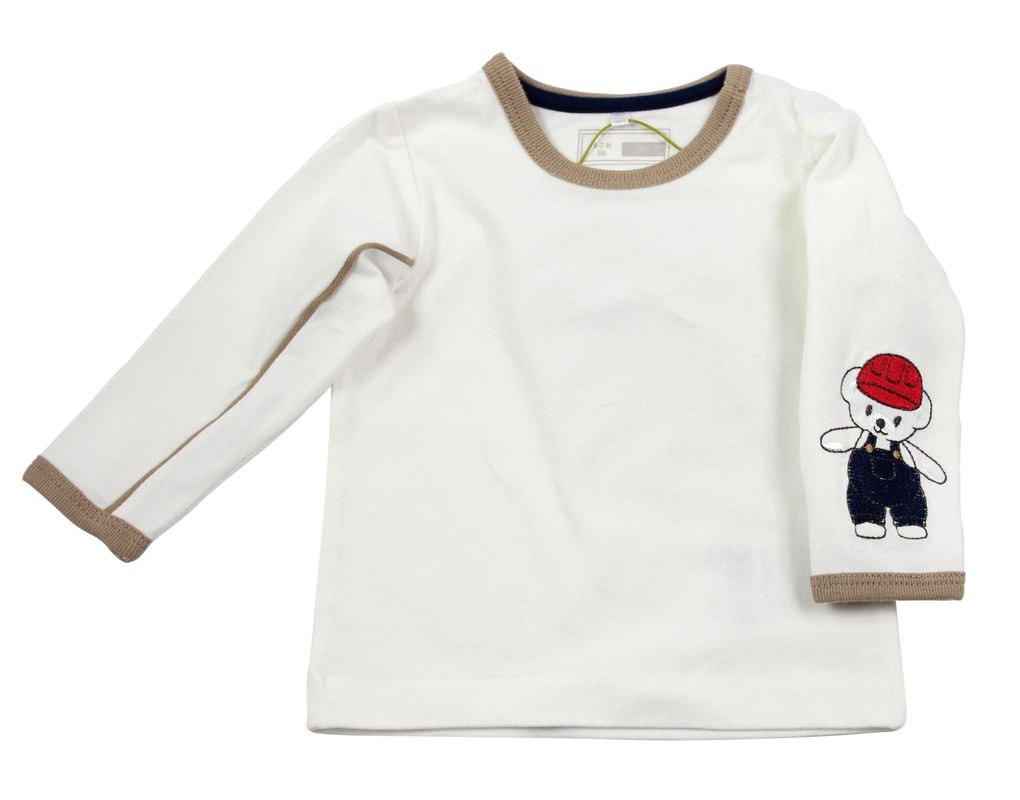 NAME IT Baby Jungen Shirt Nanok – Bild 1
