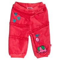 ME TOO Baby Thermo-Cordhose Sevil pink