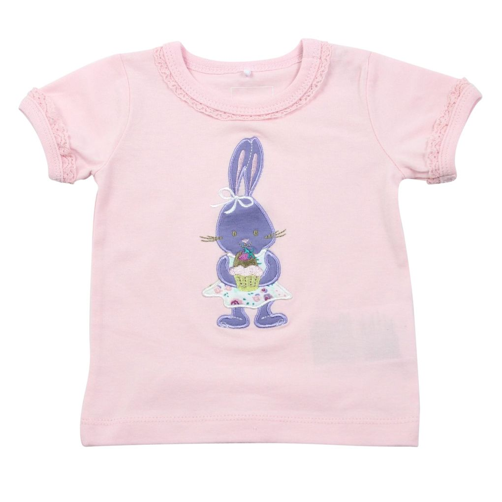 Name it Baby Mädchen T-Shirt Haley – Bild 2