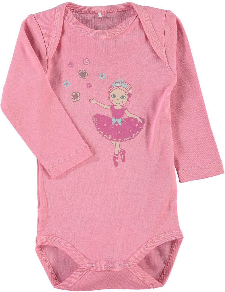 NAME IT Baby Body langarm Vise – Bild 1