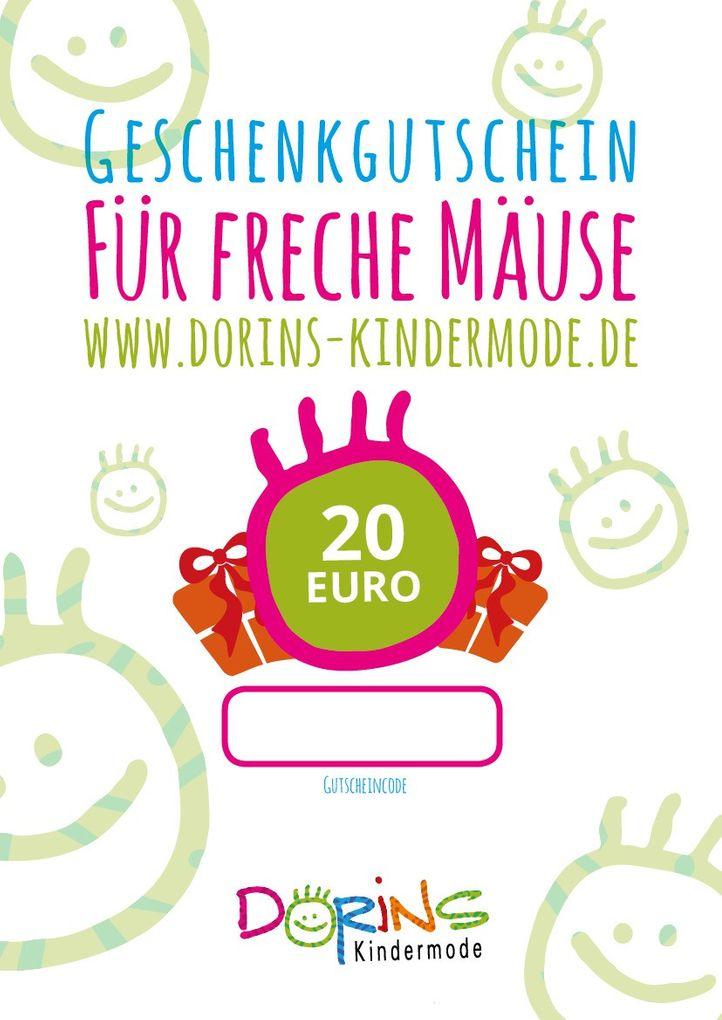 Geschenk-Gutschein für Kindermode – Bild 2