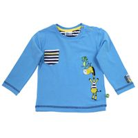 Salt & Pepper Jungen Baby Langarm-Shirt Safari – Bild 2