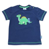 Salt & Pepper Jungen Baby T-Shirt Dino
