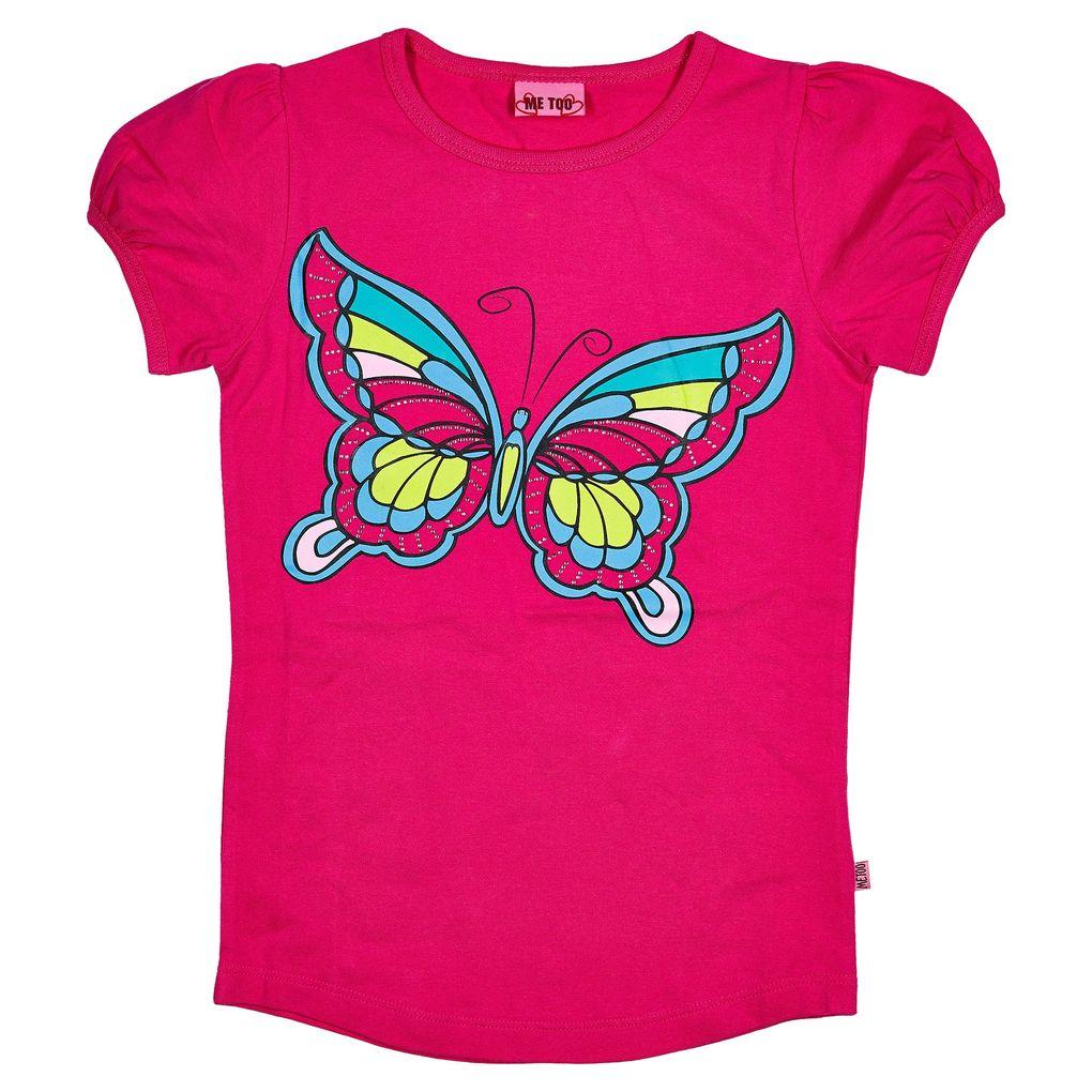 ME TOO Mädchen T-Shirt Schmettering Olufine – Bild 1