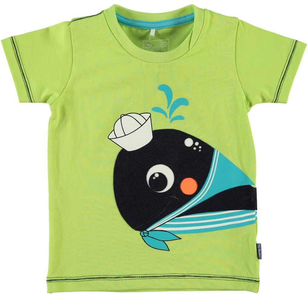 NAME IT Mini Jungen T-Shirt Gikael