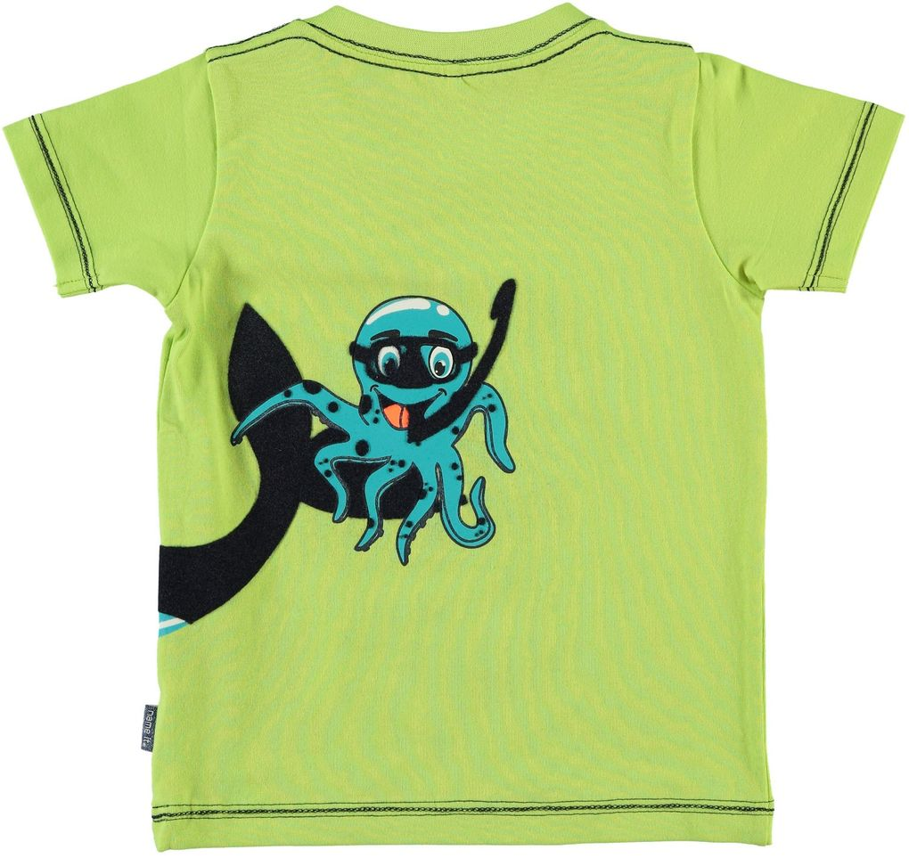 NAME IT Mini Jungen T-Shirt Gikael – Bild 2