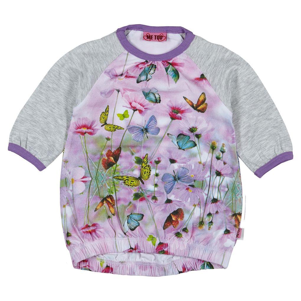 ME TOO Baby Jersey-Kleid Olla – Bild 1