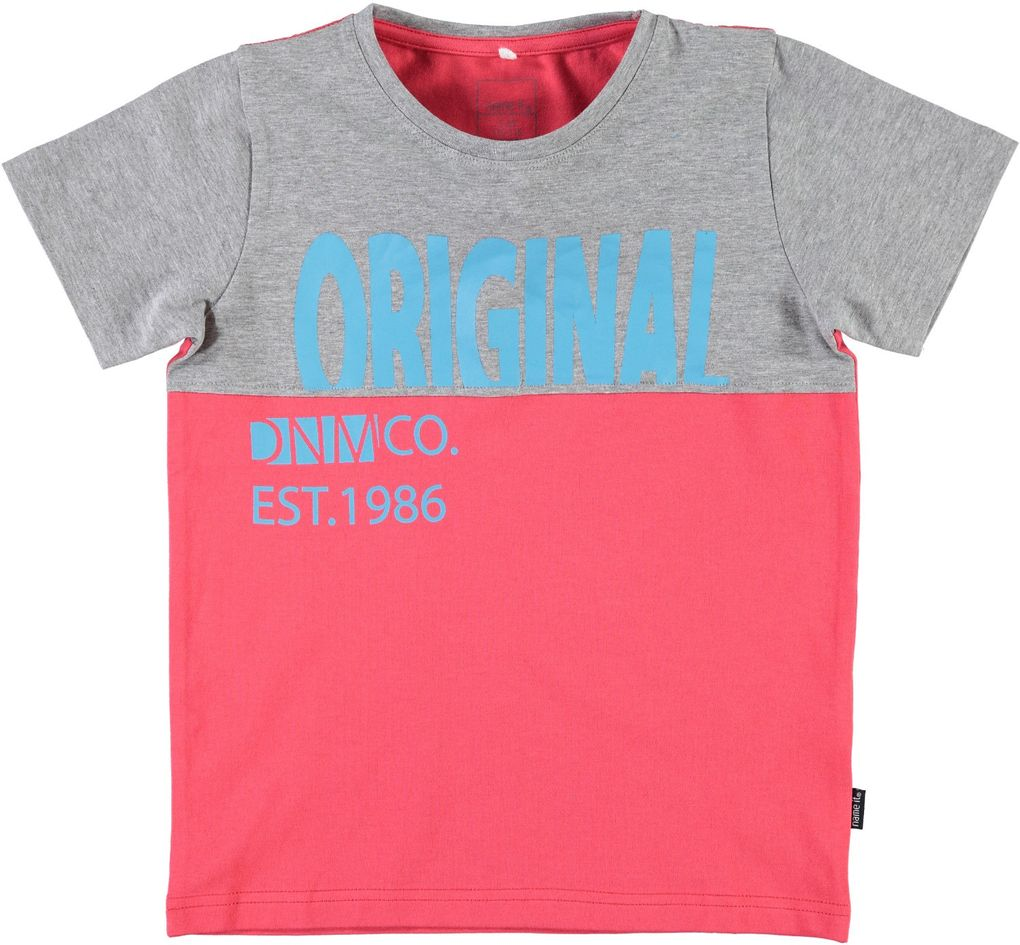 NAME IT Kids Jungen T-Shirt Vils – Bild 3