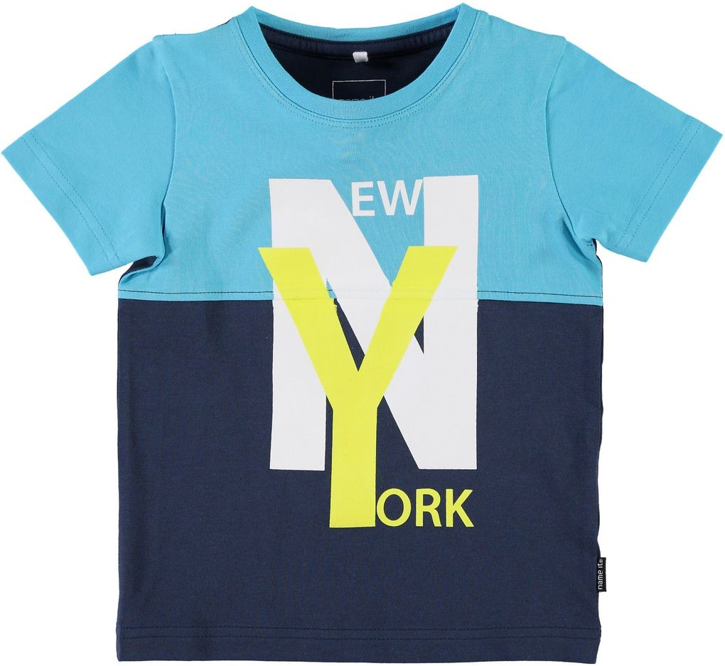NAME IT Kids Jungen T-Shirt Vils – Bild 5