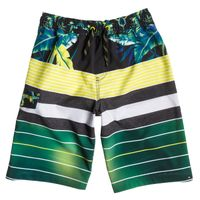 QUIKSILVER Jungen Badeshorts Yg Remix Vl Youth 19