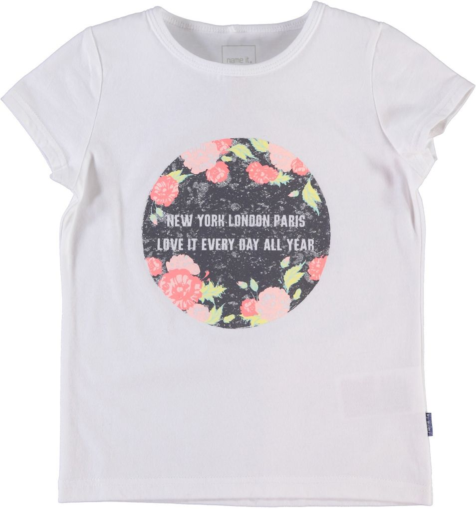 Name it kids Mädchen T-Shirt Vaiken