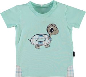 NAME IT Baby Jungen T-Shirt Idol – Bild 1