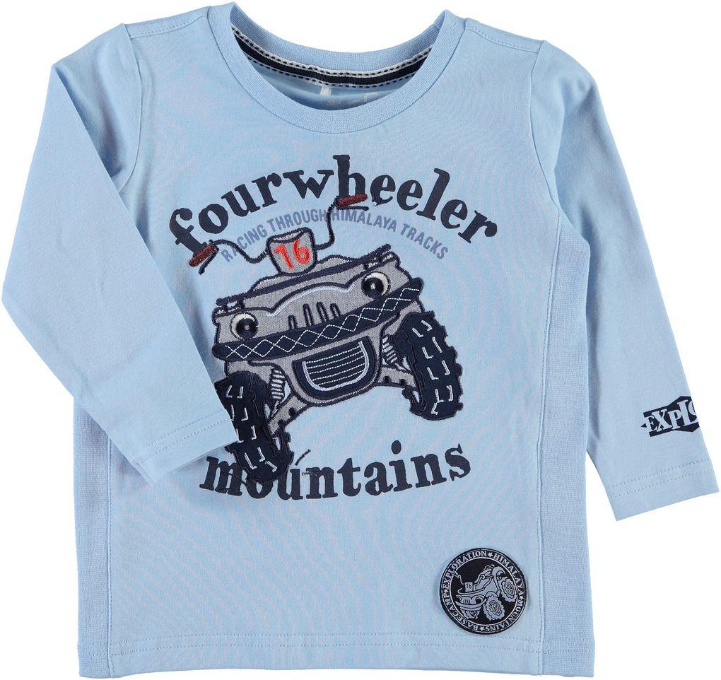 Name it Mini Langarmshirt für Jungen Nitojakob – Bild 1