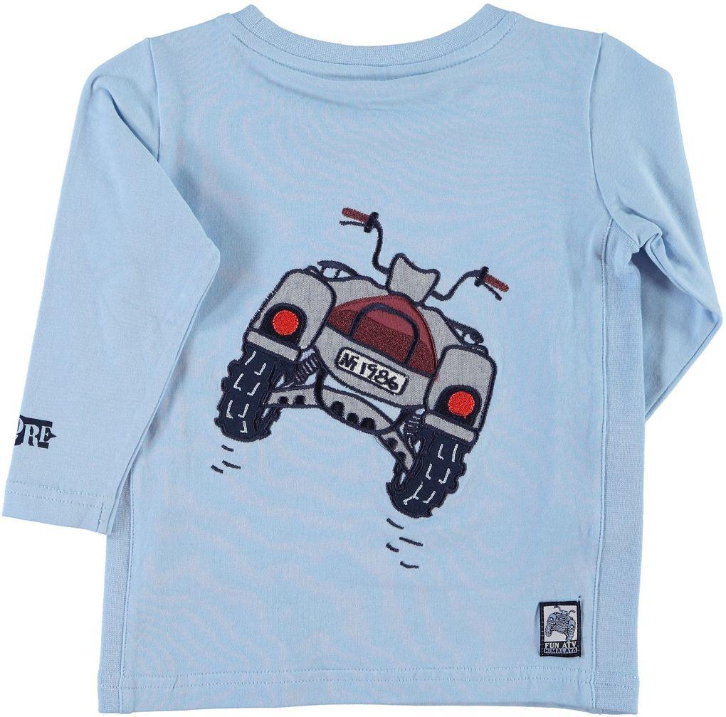 Name it Mini Langarmshirt für Jungen Nitojakob – Bild 2