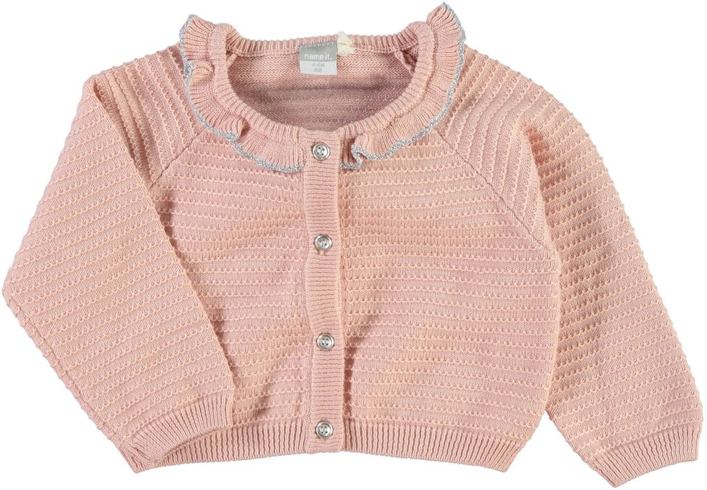 NAME IT Baby Bolerojacke Nitpatruska – Bild 1