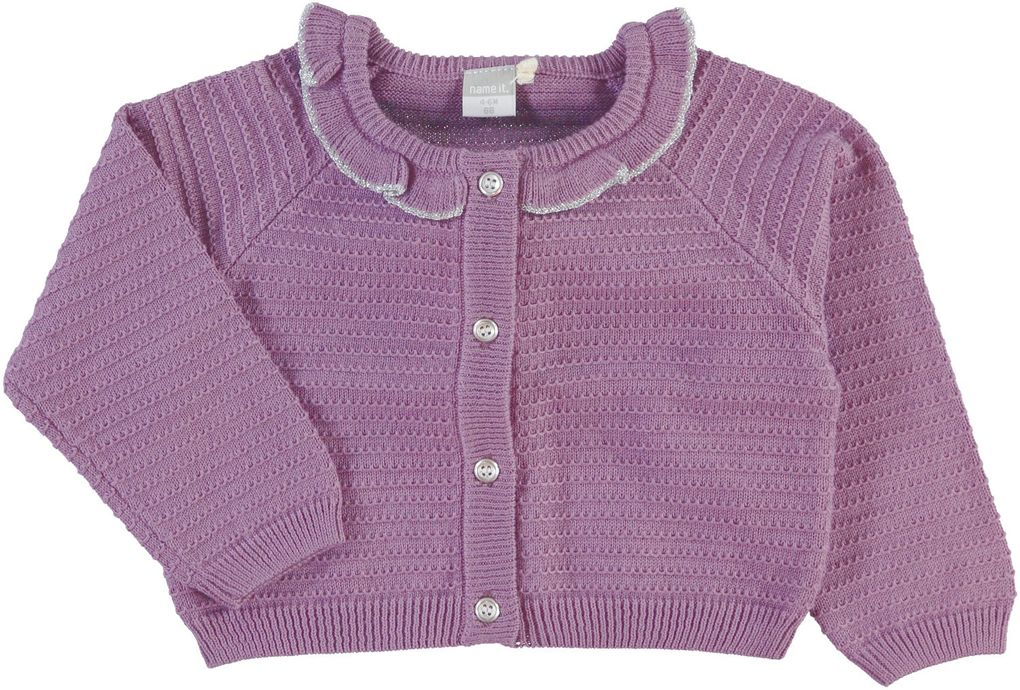 NAME IT Baby Bolerojacke Nitpatruska – Bild 3