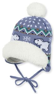 Sterntaler Kinder Winter-Strickmütze – Bild 2
