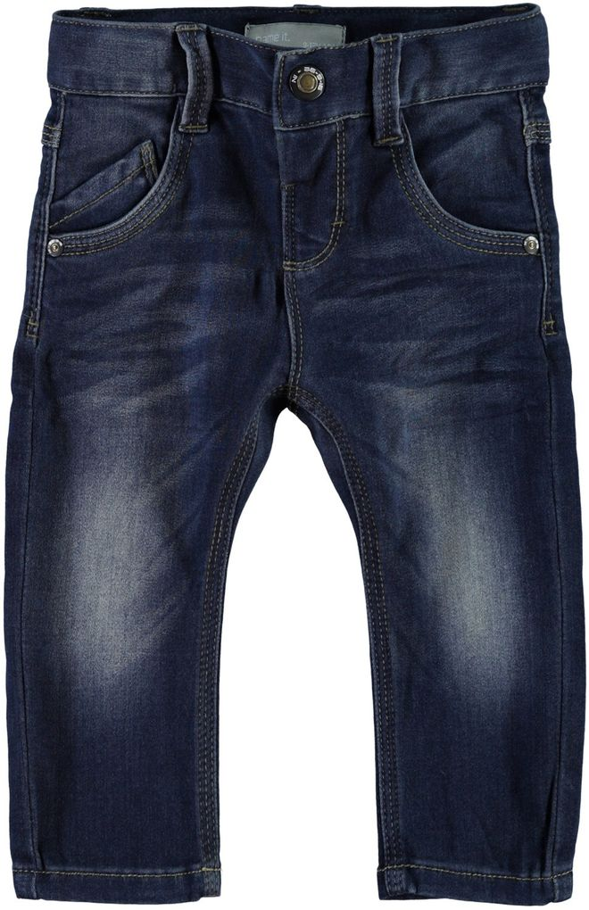 NAME IT mini Jeans Hose für Jungen slim Nitralf