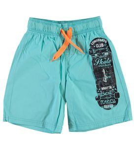 NAME IT Jungen Badeshorts Skateboard Zak kids  – Bild 3