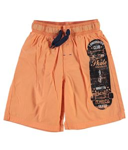 NAME IT Jungen Badeshorts Skateboard Zak kids  – Bild 5
