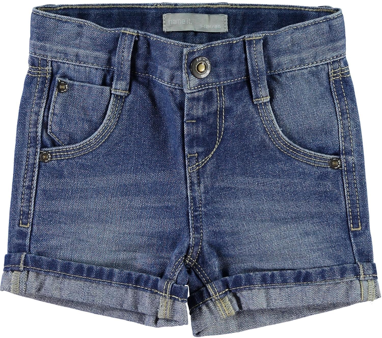 name it mini jungen jeansshorts regular ross bermuda kurze. Black Bedroom Furniture Sets. Home Design Ideas