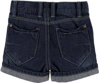 NAME IT Jungen Jeansshorts Ross mini dark blue denim – Bild 2