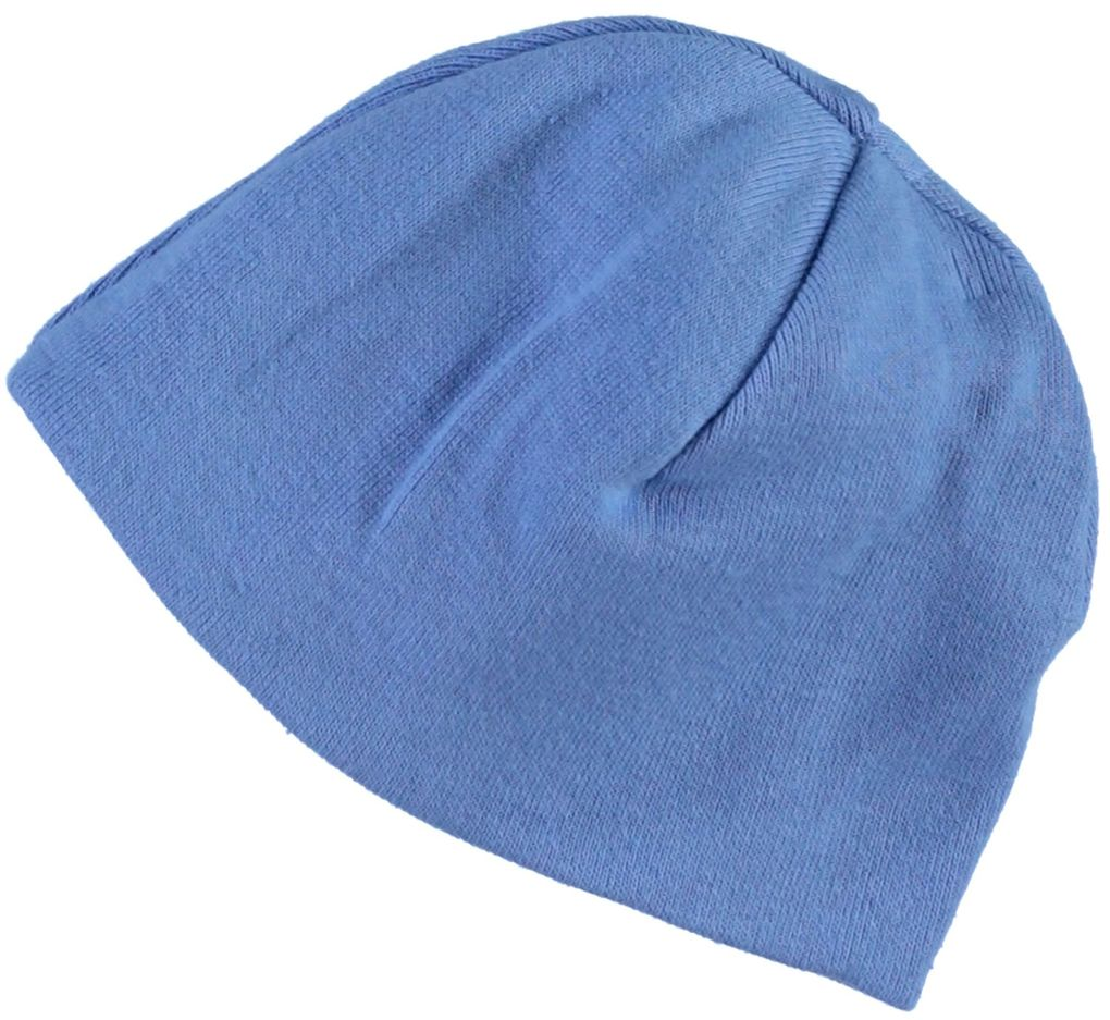 Name it newborn Frühchen Mütze Beanie Wish blau