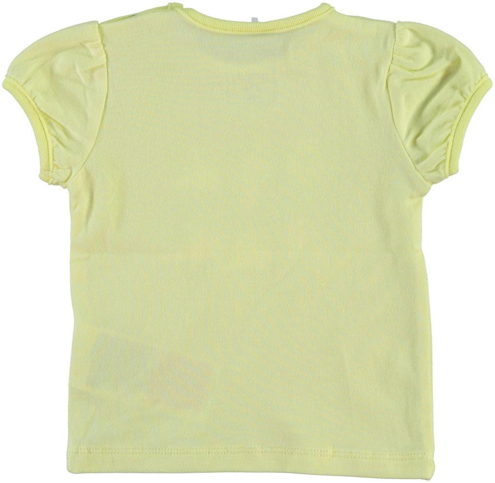 NAME IT Baby Mädchen T-Shirt Heart – Bild 2
