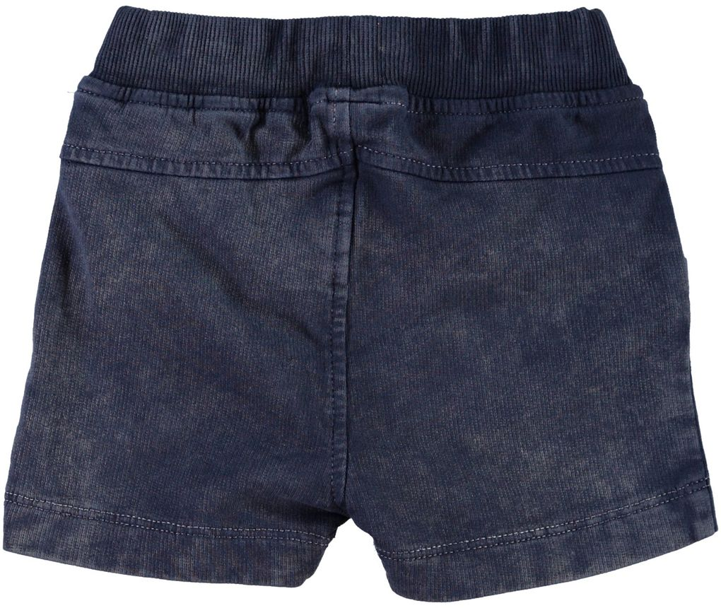 NAME IT Baby Jungen Denim-Shorts Hermann – Bild 2