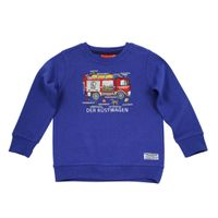 Salt and Pepper Sweater Feuerwehr Firefighter Wagen