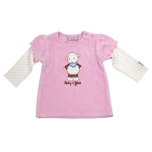 Salt and Pepper Baby Glück Sweatshirt 2in1 Nicki Schaf – Bild 1