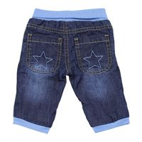 Salt and Pepper Baby Thermo-Jeans mit Softbund little star – Bild 2