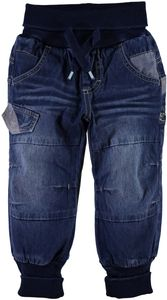 NAME IT Mini Baggy Jeanshose mit Softbund Ray