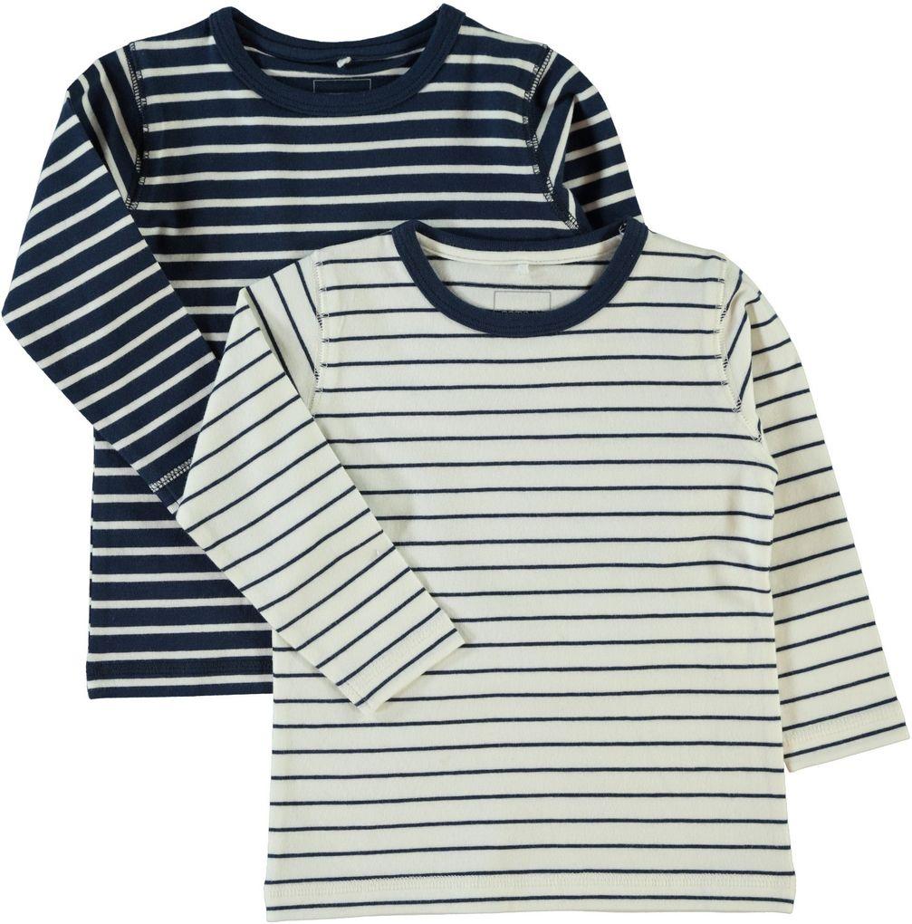 NAME IT Baby Shirt im günstigen Doppelpack Salk – Bild 1