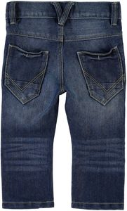 NAME IT Jungen Jeans slim Alex mini blue denim – Bild 2
