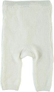 Name it Baby Strickhose Strampelhose weiß Sky – Bild 2