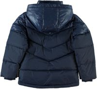 Name it Jungen Daunenjacke Winterjacke dunkelblau Moll kids – Bild 2