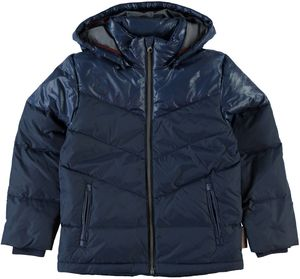 Name it Jungen Daunenjacke Winterjacke dunkelblau Moll kids