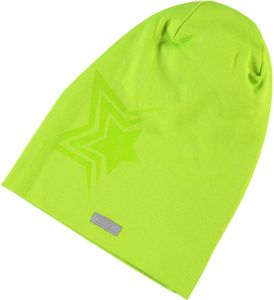 Name it Kinder Slouch-Beanie Jerseymütze Stern Nitmoppy – Bild 2