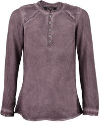 Garcia Mädchen cool dyed Bluse Tunika in poetry plum