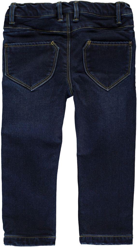 NAME IT Mädchen Stretch-Jeans Nitawarm x-slim blue denim – Bild 2