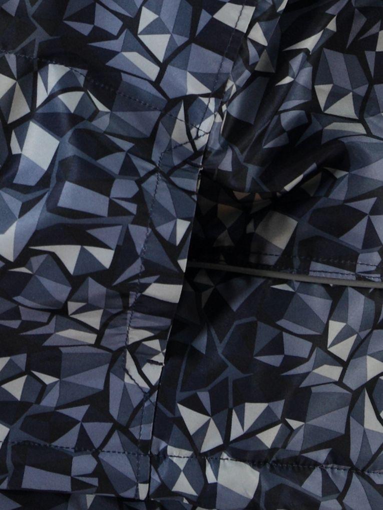 Name it Jungen Winterjacke Pix Camo blau gemustert Nitmellon – Bild 4