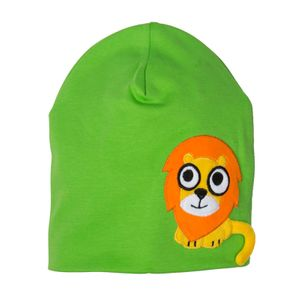 Lipfish Jersey Mütze Beanie Leffe Lion in leaf green