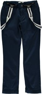 Name it Jungen Chino-Hose in dunkelblau Nitbagol