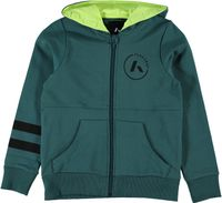 Name it Playtech Jungen Sweatjacke mit Kapuze Nitpau Kids