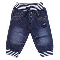 Salt and Pepper Baby Jeans mit Softbund Serie Käpt´n
