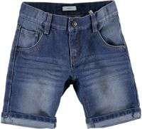 Name it Jungen Jeansbermuda slim Nitalexi blue denim